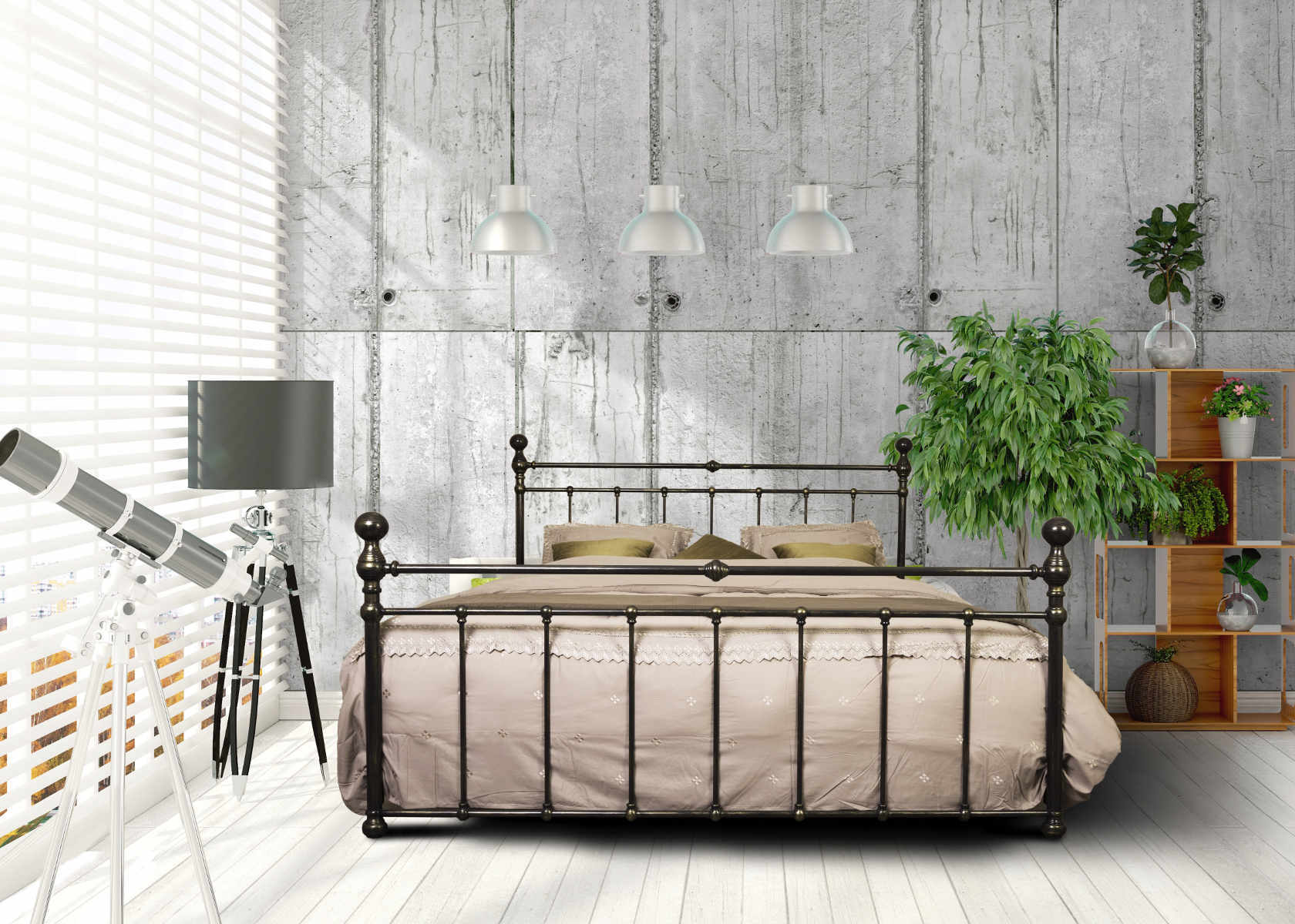 antwerpen metallbett 180x210cm metallbettenshop. Black Bedroom Furniture Sets. Home Design Ideas