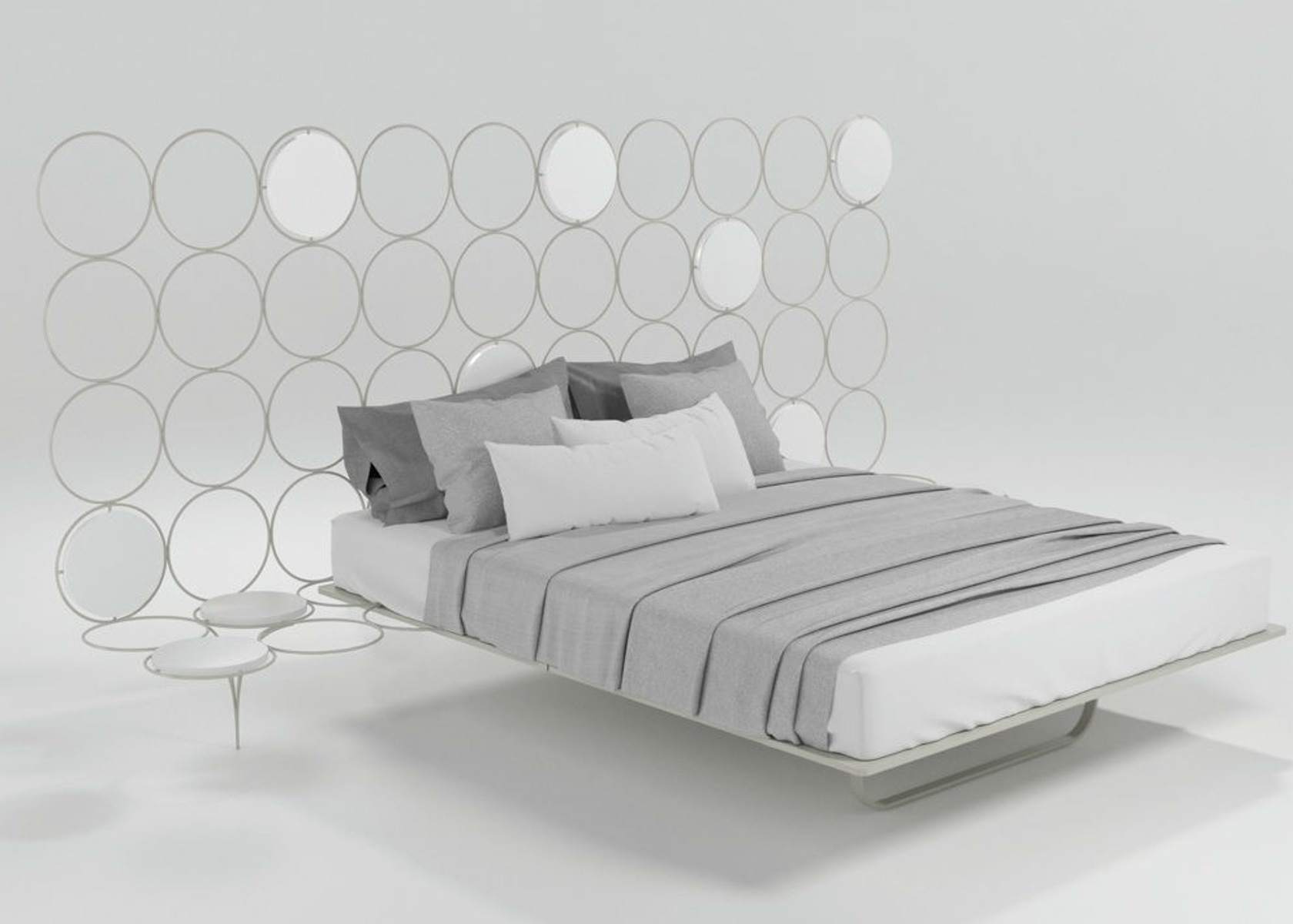 lyon design bett metallbettenshop. Black Bedroom Furniture Sets. Home Design Ideas