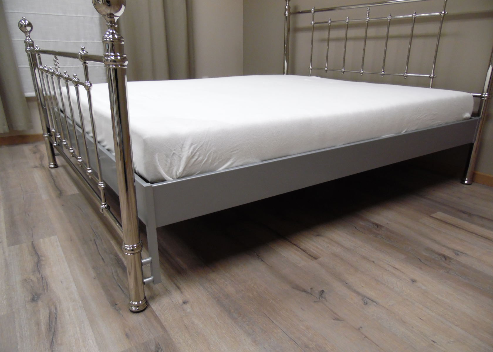 Messingbett 140x200. Fabulous Fr Eine X Cm Matratze With Messingbett ...